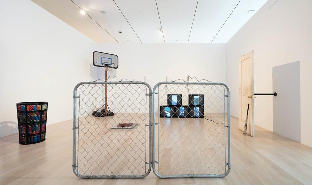 "Installation view: ""Diamond Stingily: Life In My Pocket"" at Institute of Contemporary Art, Miami. May 17 –Oct 14, 2018. Photo: Fredrik Nilsen Studio."