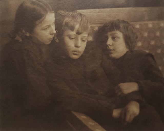 , 'Edeltrude-Walter-Hans, Tyrol,' 1907, Robert Klein Gallery