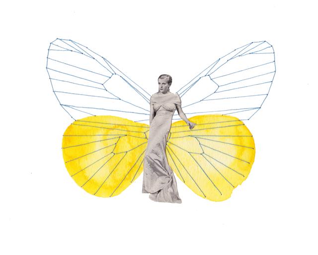 , 'Butterfly Angel #3,' 2015, Gallery 1202