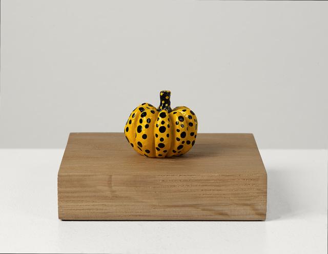 Yayoi Kusama, 'Pumpkin (mini)', 1993, DELAHUNTY