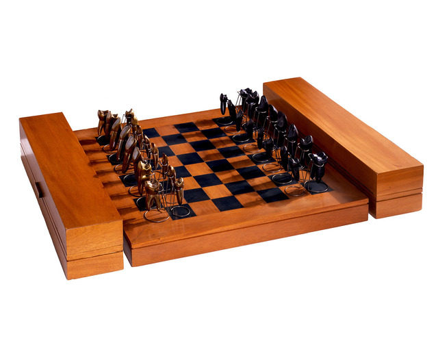 , 'Eye for an Eye, chess set,' 2005, NextLevel Galerie