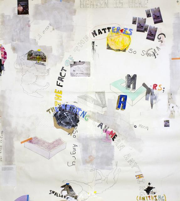 , 'lovers,' 2015, BERG Contemporary
