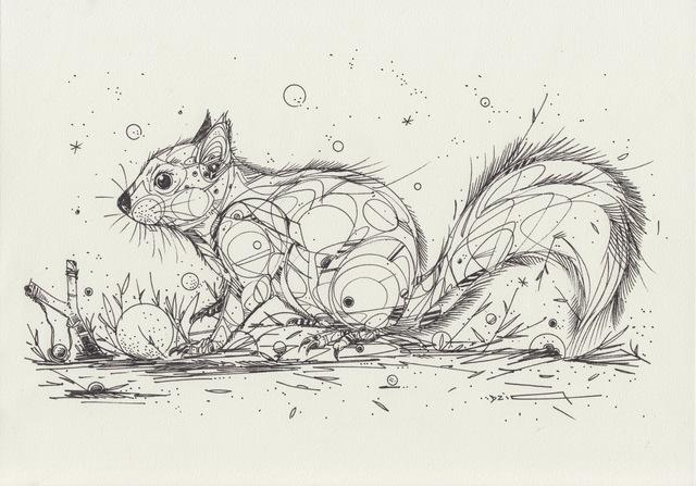 , 'Squirrel catapult,' 2019, GCA Gallery