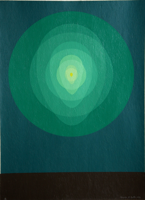 Clarence Holbrook Carter, 'Icon Pyrophorous', 1969, RoGallery