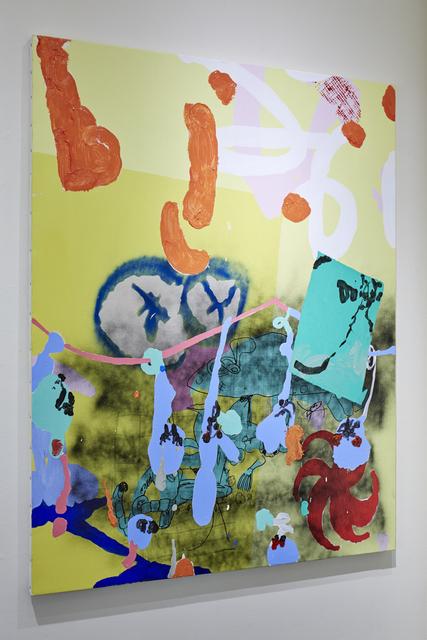 , 'Hangers,' 2017, Gallery Naruyama