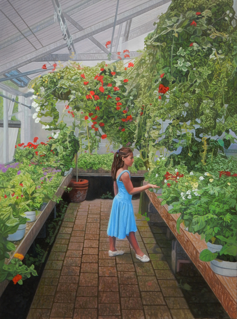 , 'Eve In the Garden,' , Walter Wickiser Gallery