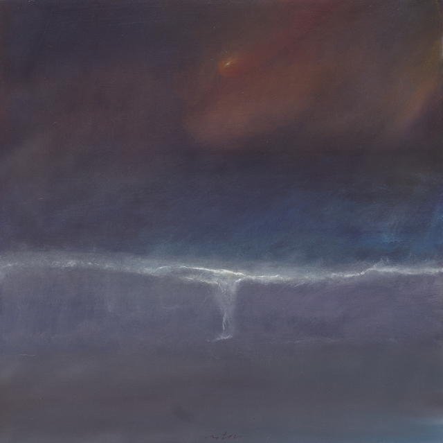 , 'Breaking in the Middle,' 2018, Ventana Fine Art