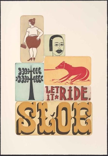 , 'Sloe,' 1999, de Young Museum