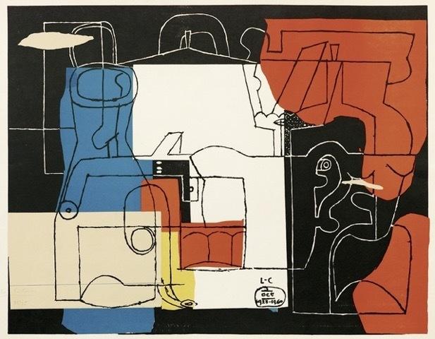 Le Corbusier – Bouteilles