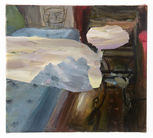 Judith Simonian, 'Hole in the Mattress', 2015, FRED.GIAMPIETRO Gallery