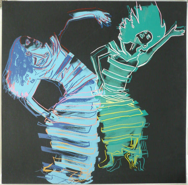 , 'Satyric Festival Song (unique),' 1986, Long-Sharp Gallery