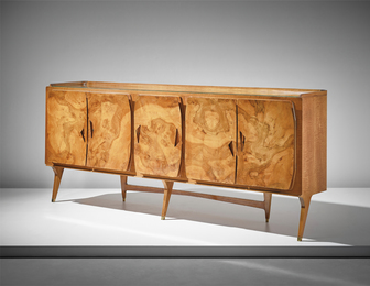 Rare illuminated sideboard