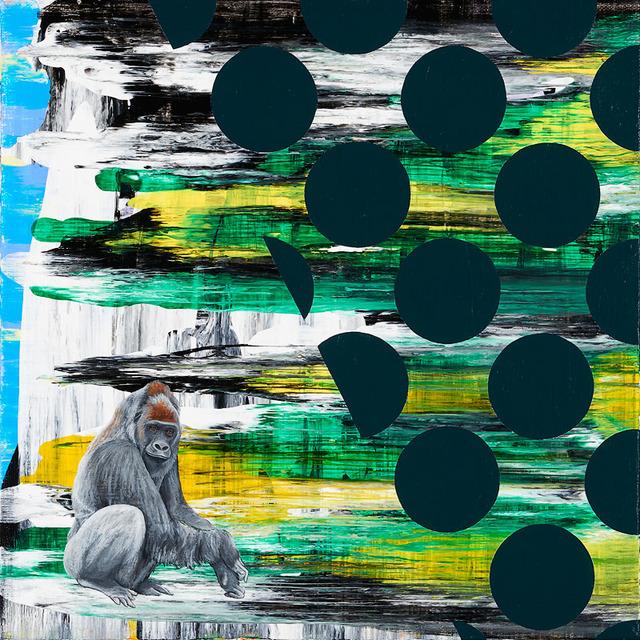 , 'Western Lowland Gorilla,,' 2015, Artadia