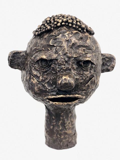 , 'Black Boy Head,' 2018, Mariane Ibrahim Gallery