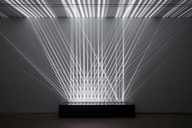 ", '""Lumières alternées"",' 1993-2011, Perrotin"