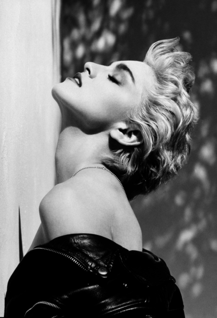 , 'Madonna, True Blue, Hollywood,' 1986, Fahey/Klein Gallery