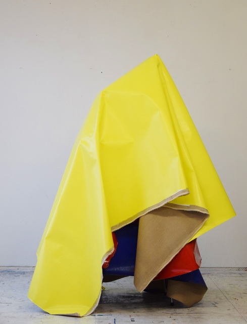 , '15189 (yellow),' 2015, Ellen de Bruijne Projects