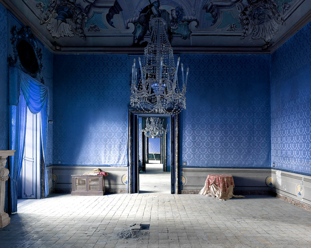 , 'Palazzo Butera II, Palermo,' 2016, Holden Luntz Gallery