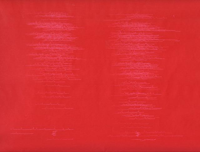 , 'The Sovereign Sun (part of a diptych),' 2014, Kalfayan Galleries