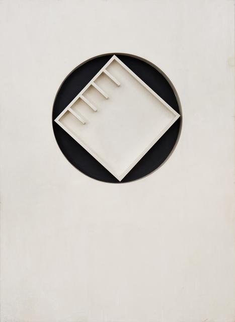 , 'Construction,' 1968, GALERÍA JOSÉ DE LA MANO
