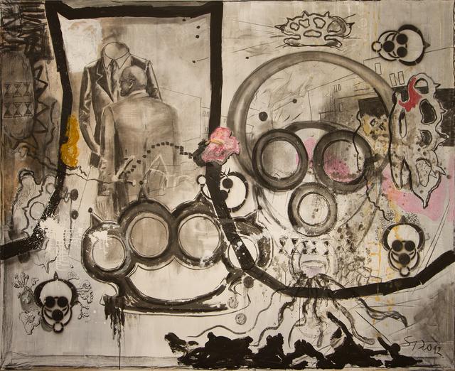 , 'Spiegel (Mirror),' 2012, Galerie Herold