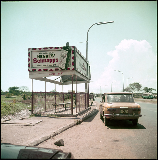 , 'Ring Road, Accra, 1970s ,' 2020, Galerie Clémentine de la Féronnière