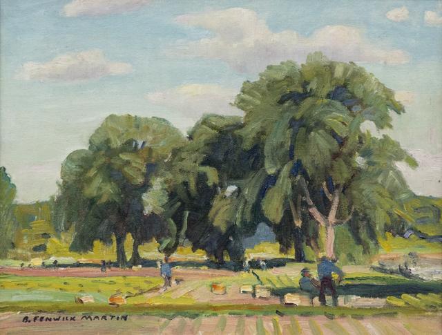 , 'Market Gardening, Lambton (Humber River),' Mid-20th Century, Oeno Gallery