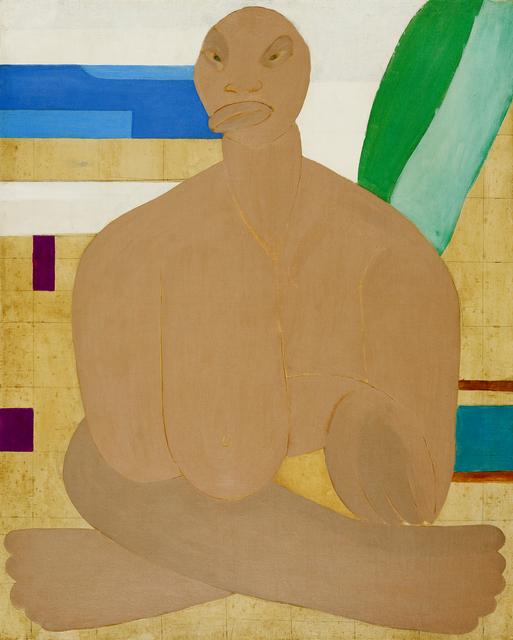 , 'Negra,' ca. 1940, Galeria Frente