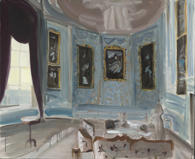 , 'Portait Hall,' 2017, Zevitas Marcus