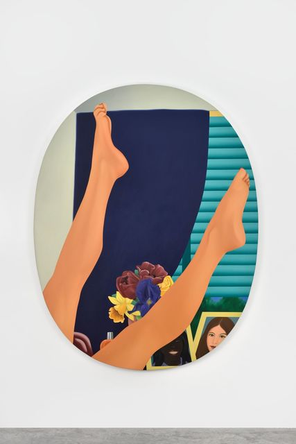 , 'Bedroom Painting #35,' 1967, Almine Rech Gallery