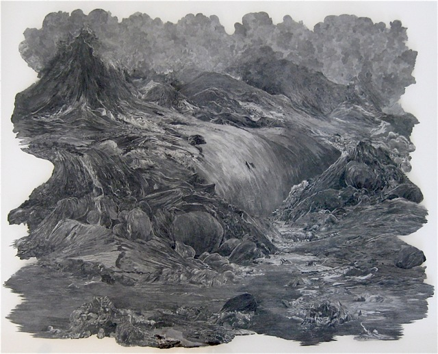 , 'Retreating Glacier,' 2013, bo.lee gallery