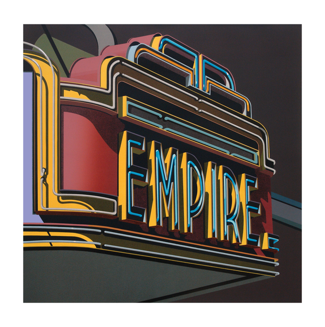 , 'Empire,' 2012, Tandem Press