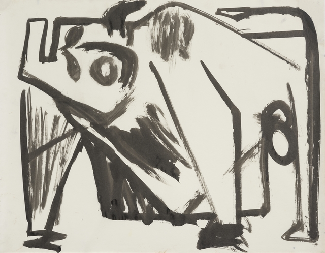 , 'Bull,' 1954, Mitchell-Innes & Nash