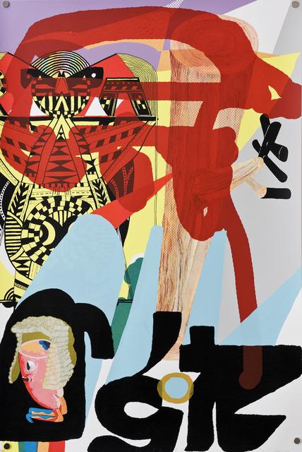 , 'Toxic Event, Chemical Cloud,' 2011, Galerie Hugues Charbonneau
