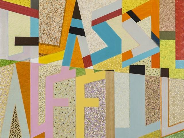 , 'Glass half full,' 2018, Darren Knight Gallery