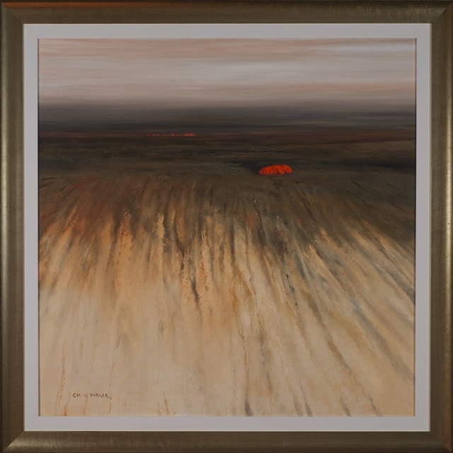 Colin Parker, 'Aerial View Uluru', 2012-2014, Wentworth Galleries