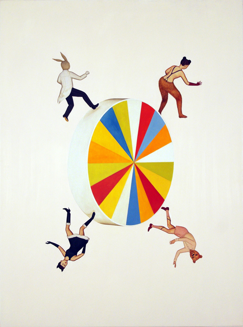, 'The Wheel,' 2013, The Flat - Massimo Carasi