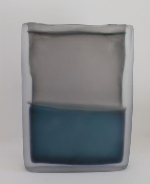 , 'Tokyo-Ga (Violet Grey - Blue Green),' 2018, James Barron Art