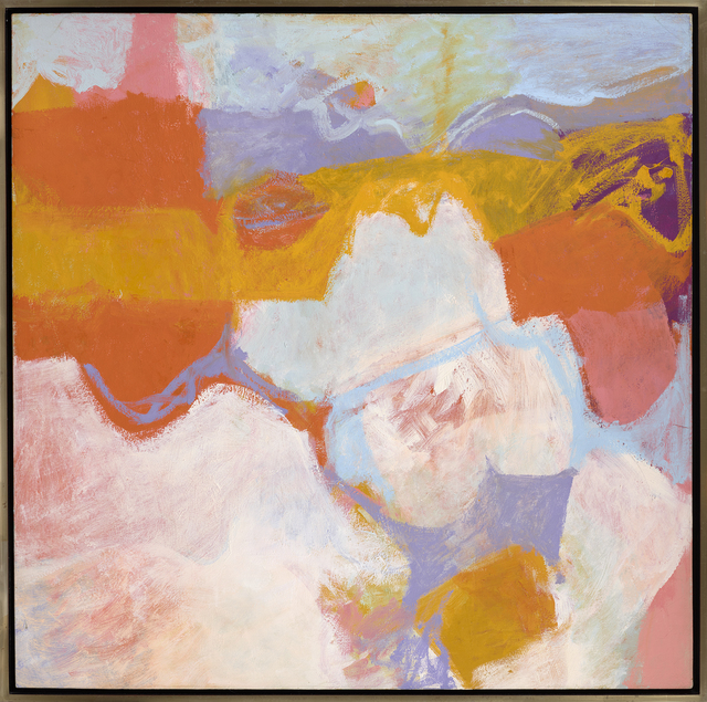 Charlotte Park, 'Untitled', c. 1959, Painting, Oil on canvas, Berry Campbell Gallery
