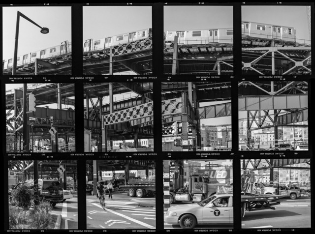William Furniss, 'Queens Plaza ', 2016, Van Rensburg Galleries