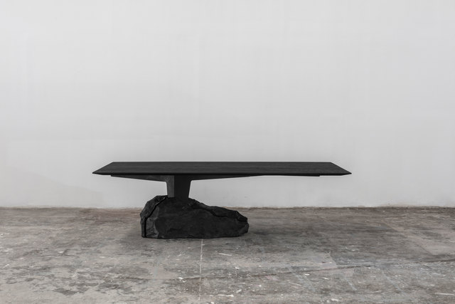 , 'Alquimia Collection Humo Dining Table,' 2018, EWE