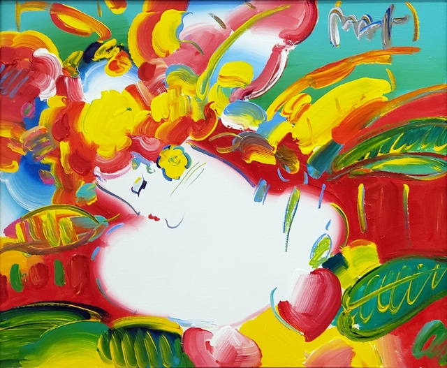, 'Flower Blossom Lady ,' 2014, Off The Wall Gallery