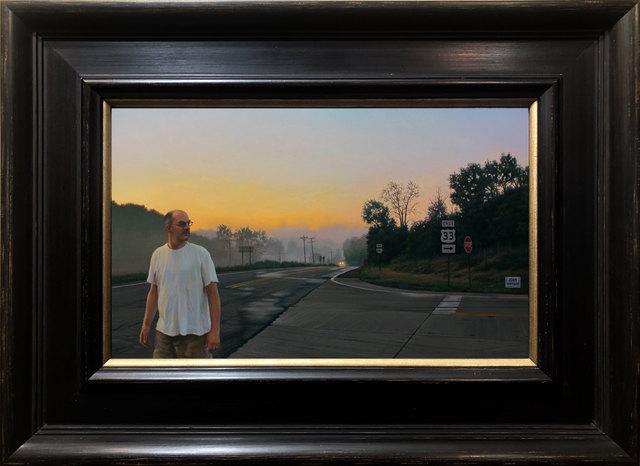 , 'The Traveler,' 2019, ARCADIA CONTEMPORARY