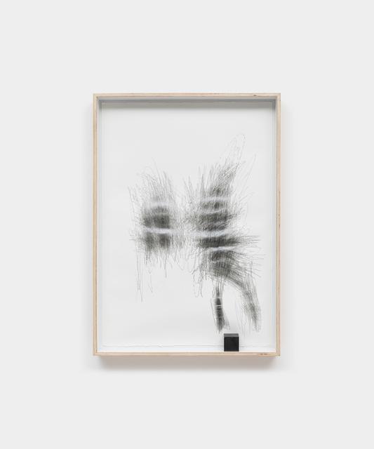 , 'Risco (Carbono 300),' 2016, Galeria Raquel Arnaud