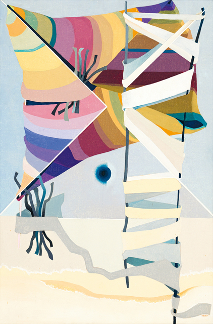 Cecily Sash, 'Abstract Composition', Strauss & Co