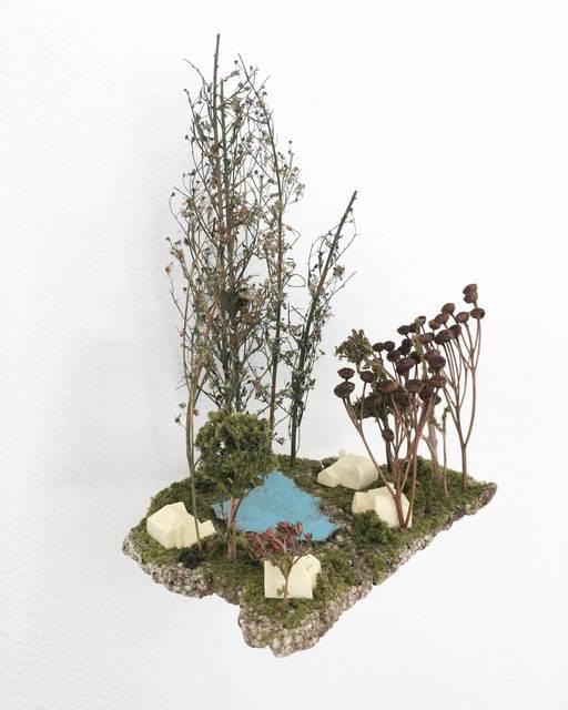 , 'Islands 2,' 2015, Hashimoto Contemporary