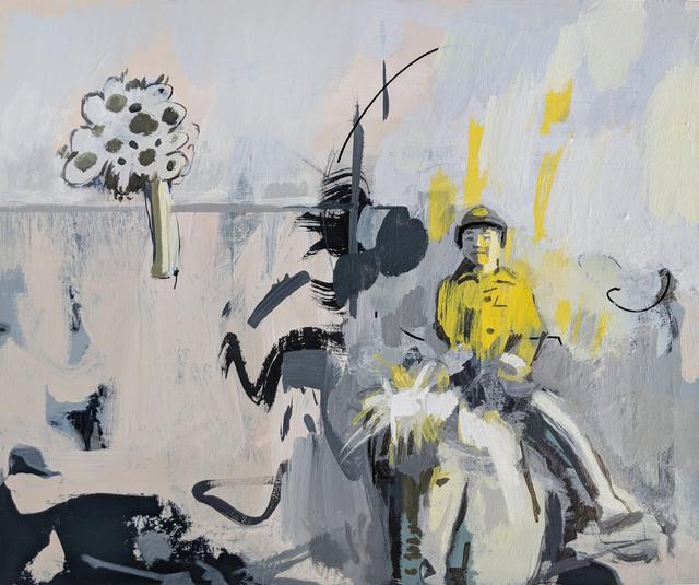 , 'Arpège,' 2018, Galerie Youn