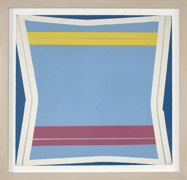 , 'Silver Line,' 1964, Berry Campbell Gallery