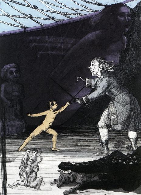 , 'Peter Pan: Hook and Peter,' 1992, Marlborough Gallery