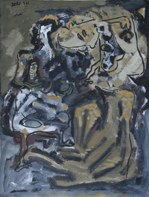 , 'Untitled (1962.3),' 1962, Galerie Nathalie Obadia